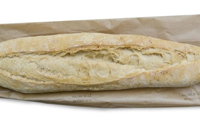 Bröd - onyttigt med eller utan gluten